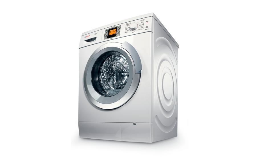 diseño de lavadora para BSH