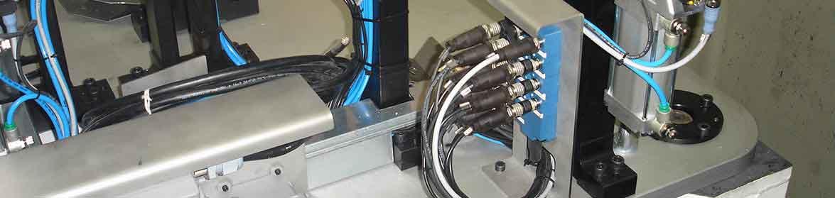 Fabricación de máquinas industriales
