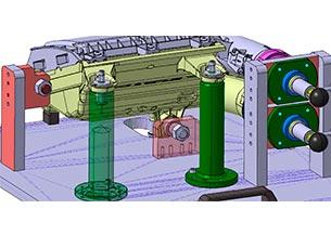 Diseño y fabricación de Galgas de control