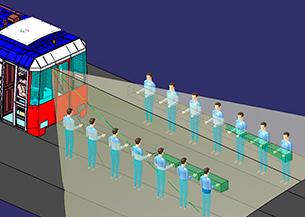 Incorporación de sistemas en la rehabilitación de trenes