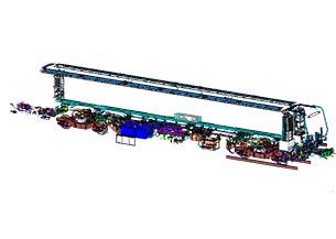 Ingeniería completa de los sistemas mecánicos del Metro México