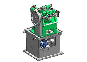 Diseño Máquina especial para fabricar cadenas de bisutería