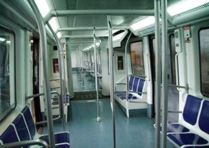 Ingeniería para modernización de trenes antiguos
