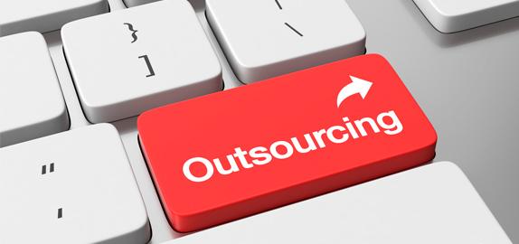 Servicios de externalización y outsourcing