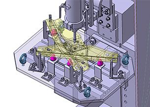 Diseño y fabricación Máquina especial Remachadora