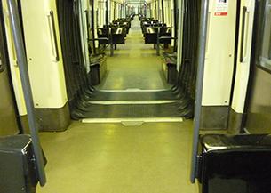 Ingeniería para modernización de vehículos ferroviarios