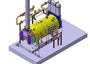 Ingeniería productos industriales calderas