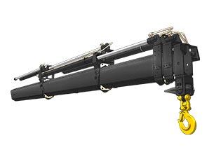 Ingeniería producto grúa hidráulica