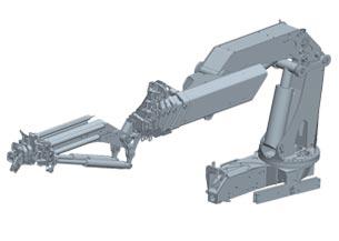 Diseño mecánico brazo hidráulico