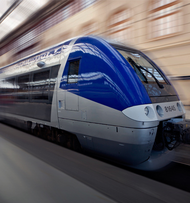 Areas de actividad: Ferrocarril