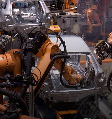 Áreas de actividad: Industrialización