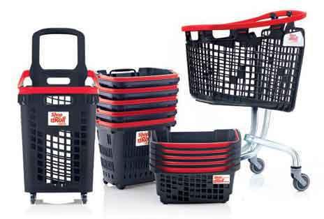 Shop & Roll 65L