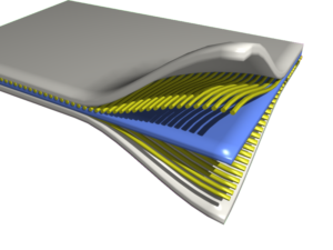 estructura del composite